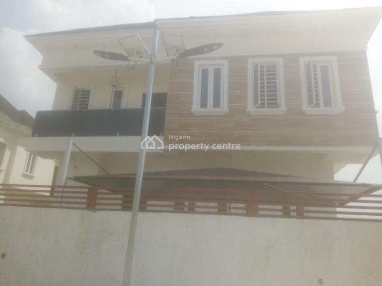 Newly Bulit 4 Bedroom Semi Detached Duplex with Bq, Vgc, Lekki, Lagos, Semi-detached Duplex for Sale