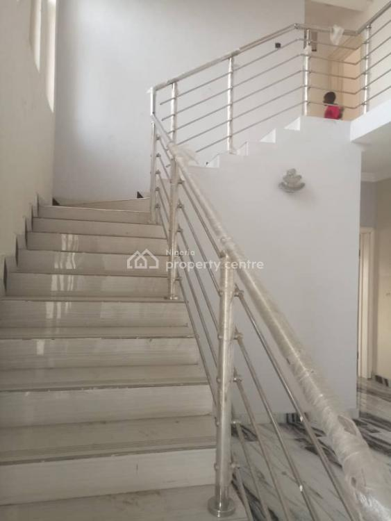 Spacious Cozy 4 Bedrooms Semi Detached Duplex with Bq, Few Minutes From Novare Mall, Shoprite, Abijo, Lekki, Lagos, Semi-detached Duplex for Sale
