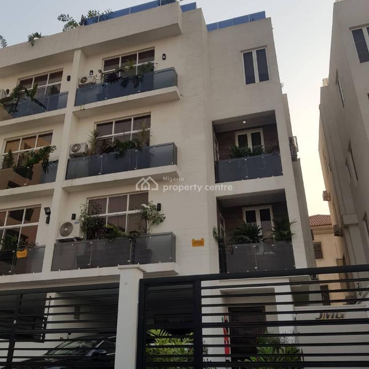 Luxury 5 Bedrooms Semi-detached House Plus Servants Quarters, Banana Island Estate, Ikoyi, Lagos, Semi-detached Duplex for Sale