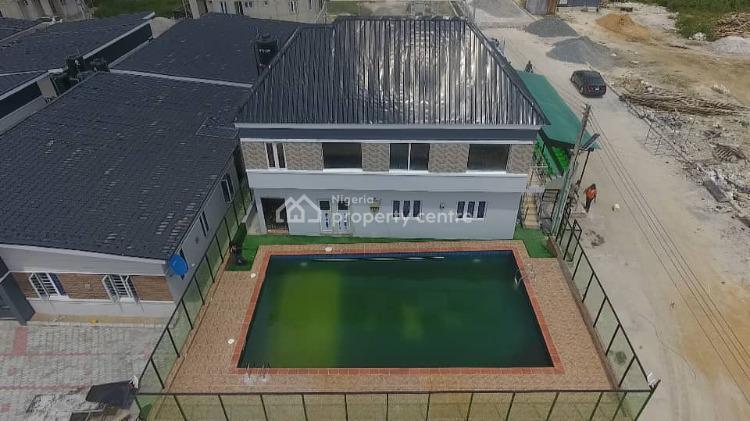 Lovely 3 Bedrooms Semi-detached Duplex with 18 Hours Electricity, Beechwood Estate, Bogije, Ibeju Lekki, Lagos, Semi-detached Duplex for Sale