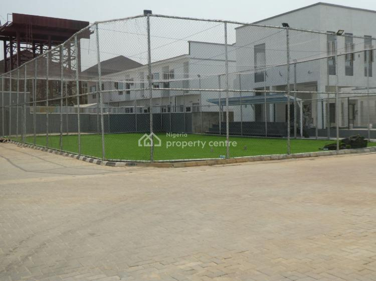 Waterfront Luxurious 4 Bedroom in a Secured Estate, Orchid Road, Lafiaji, Lekki, Lagos, Terraced Duplex for Rent