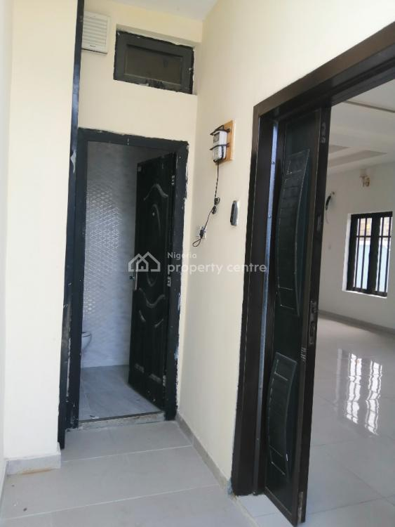 4 Bedroom Semi-detached Duplex, Orchid Road By 2nd Toll Gate, Lekki, Lagos, Terraced Duplex for Rent
