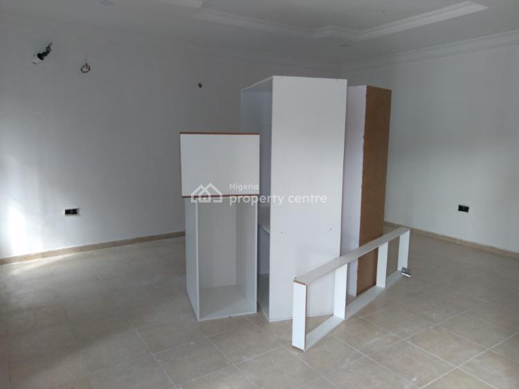 Brand New 4 Bedrooms Terraced House with Bq, Osapa, Lekki, Lagos, Terraced Duplex for Sale