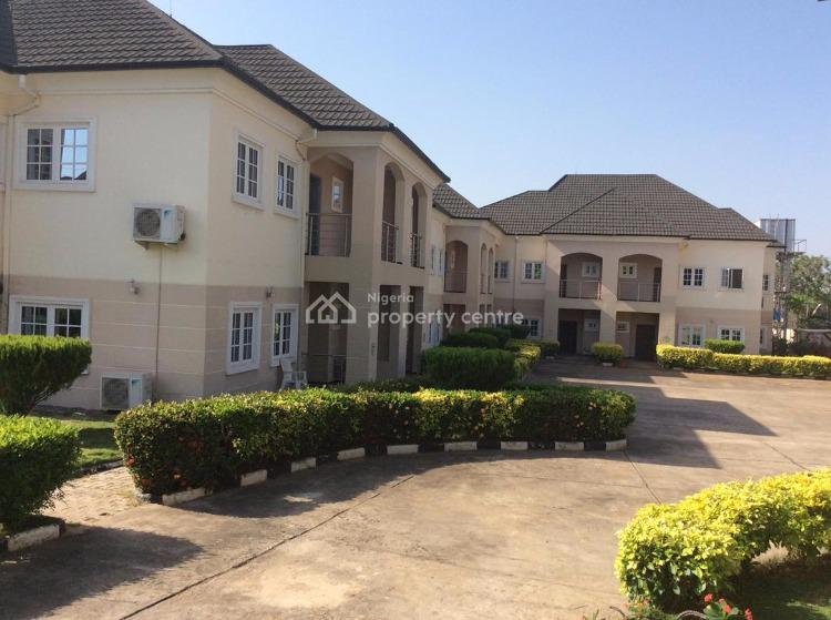 Luxury 4 Bedrooms Terraced Duplexes with a Swimming Pool and a Room Bq, Asokoro District, Abuja, Terraced Duplex for Rent