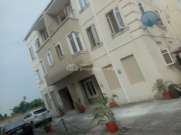 Studio Apartment, Chevron, Lekki, Lagos, Self Contained (single Rooms) for Rent