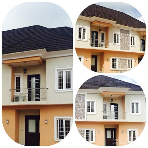 For Sale: Luxury Units Of 4 Bedroom Houses With B/q In A