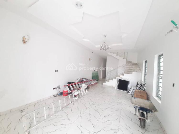 Lovely 4 Bedrooms Well Finished Semi Detached in a Well Secured Estate, Oral Estate, Lekki Phase 2, Lekki, Lagos, Semi-detached Duplex for Sale