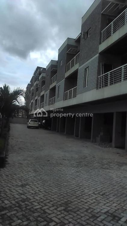 Spacious 4 Bedroom Terrace Duplex Plus 1 Bq and 3 Living Rooms, Ikate, Lekki, Lagos, Terraced Duplex for Rent