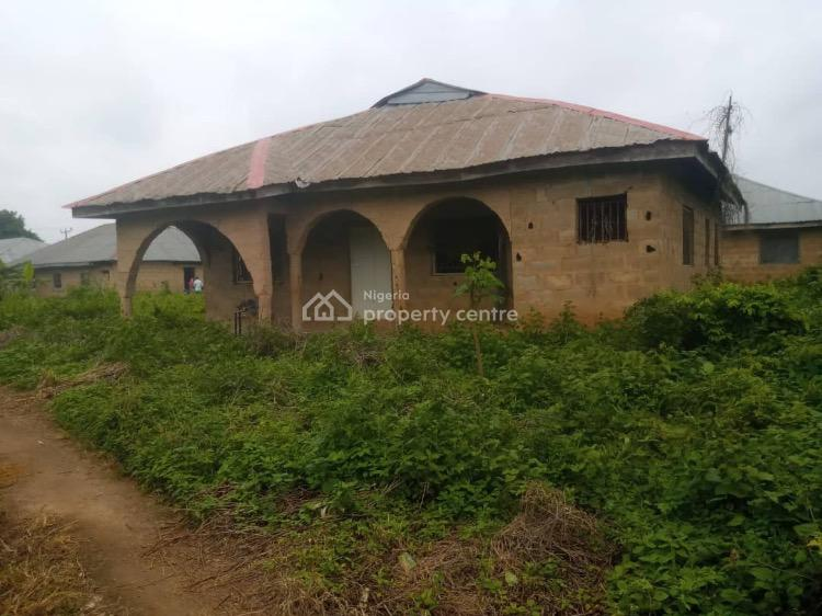 Uncompleted Fully Roofed 3 Bedrooms Bungalow, Ibadan, Oyo, Flat for Sale