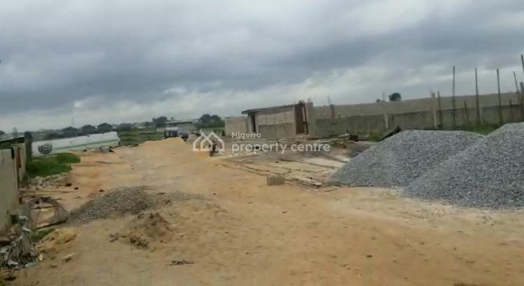 Plots of Land, Parkway Estate, Bucknor, Isolo, Lagos, Residential Land for Sale