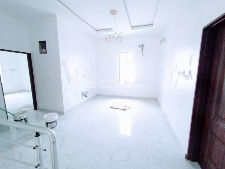 4 Bedroom Semi-detached with Bq, Chevron Drive, Lekki Phase 2, Lekki, Lagos, Semi-detached Duplex for Sale