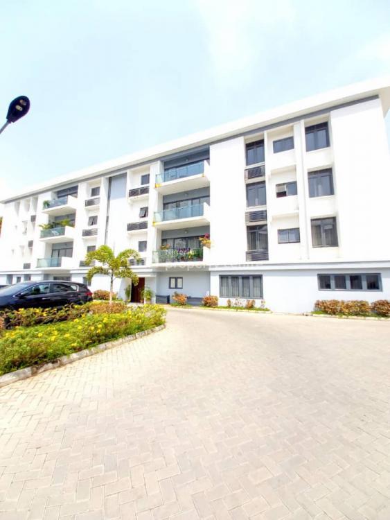 an Aesthetically Built 3 Bedroom Flat with Luxury Facilities, Old Ikoyi, Ikoyi, Lagos, Flat for Rent