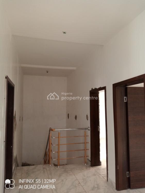 Brand New Luxury 3 Bedroom Terrace Duplex with a Boys Quarter, Lekki Scheme 2 Estate By Abraham Adesanya Road  Ajah, Lekki Phase 2, Lekki, Lagos, Terraced Duplex for Sale
