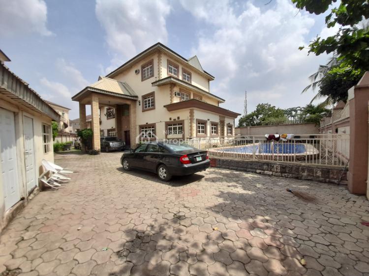 Fantastic, Elegant & Magnificent 6 Bedroom Duplex with 2 Unit of 2bed, Ikeja Gra, Ikeja, Lagos, Detached Duplex for Sale