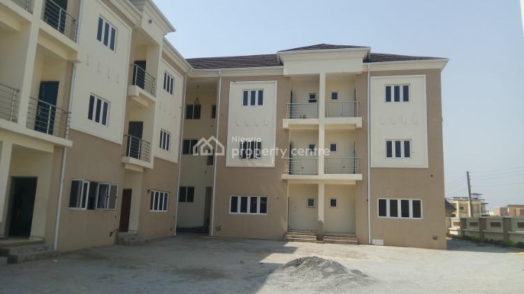 Exquisite 4 Bedroom Duplex, Gilmore, Jahi, Abuja, Terraced Duplex for Sale