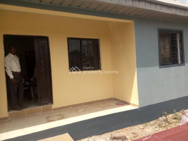 Nice 2 Bedrooom Bungalow, Toyin Street, Ikeja, Lagos, Commercial Property for Rent