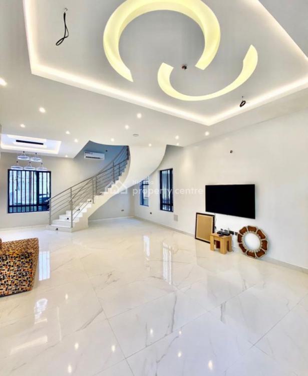 Magnificent 6 Bedroom Fully Detached Duplex, Osapa, Lekki, Lagos, Detached Duplex for Sale