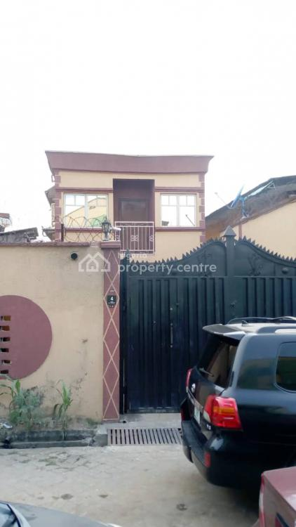 5 Bedroom Detached Duplex with C of O on a Half Plot, Iya Omolere Street Off Celestial Road, Ogudu, Lagos, Detached Duplex for Sale