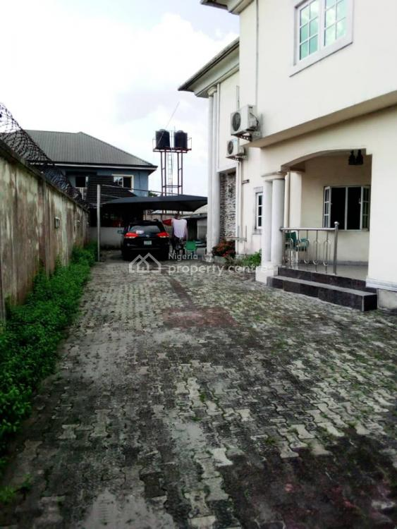 Tastefully and Exquisitely Finished 4 Bedroom Detached Duplex, Mopol 19 New Gra, Port Harcourt, Rivers, Detached Duplex for Sale