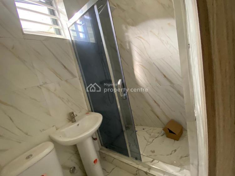 Serviced 4 Bedroom Terrace Duplex, After Second Toll Gate, Lekki, Lagos, Terraced Duplex for Sale