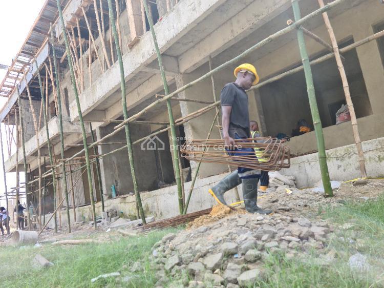 Free 18 Months Plan for an Ongoing Finished 2 Bedroom Terrace Duplex, After Ikate, Salem Bustop, After New Blenco Supermarket, Ikate Elegushi, Lekki, Lagos, Terraced Duplex for Sale