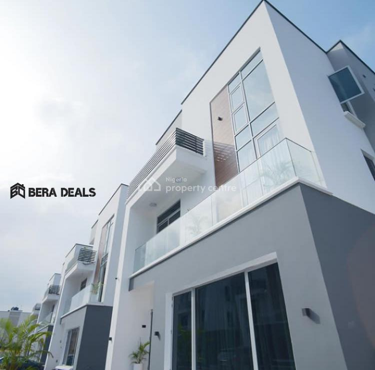 Entire 8 Units of 4 Bedroom Fully Detached Houses Gated, Ikeja Gra, Ikeja, Lagos, Detached Duplex for Sale