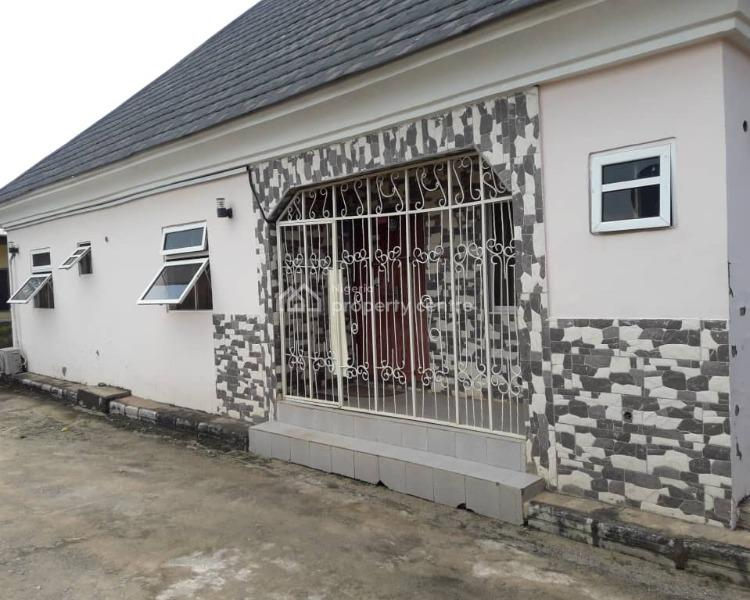 Standard 4 Bedroom Bungalow, By 2.1 Military Estate, Kubwa, Abuja, Detached Bungalow for Sale
