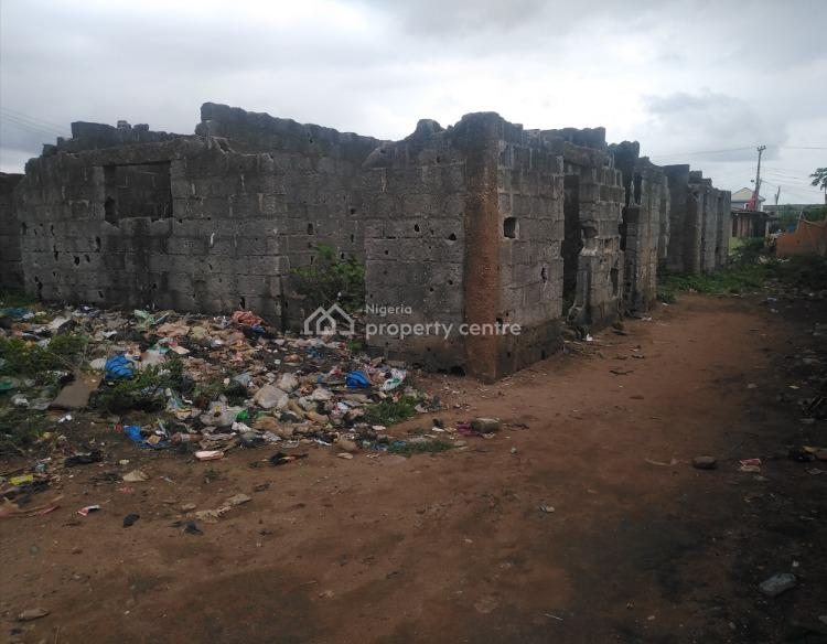 Dry Land Measured Almost a Plot of Land, Agric Egan, Igando, Alimosho, Lagos, Residential Land for Sale