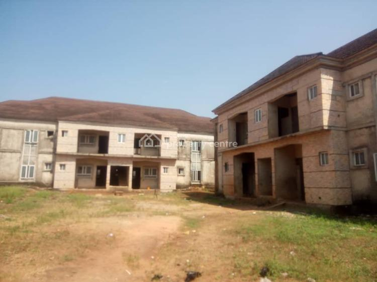 Well Finished 8 Flats, New General Hospital Road, Asaba, Delta, Block of Flats for Sale