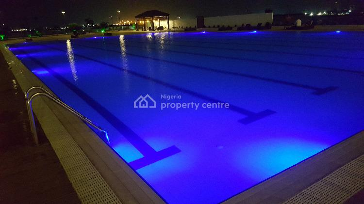 Luxury 3 Bedroom Serviced Penthouse, Ahamdu Bello Way, Victoria Island, Eko Atlantic City, Lagos, Flat for Rent