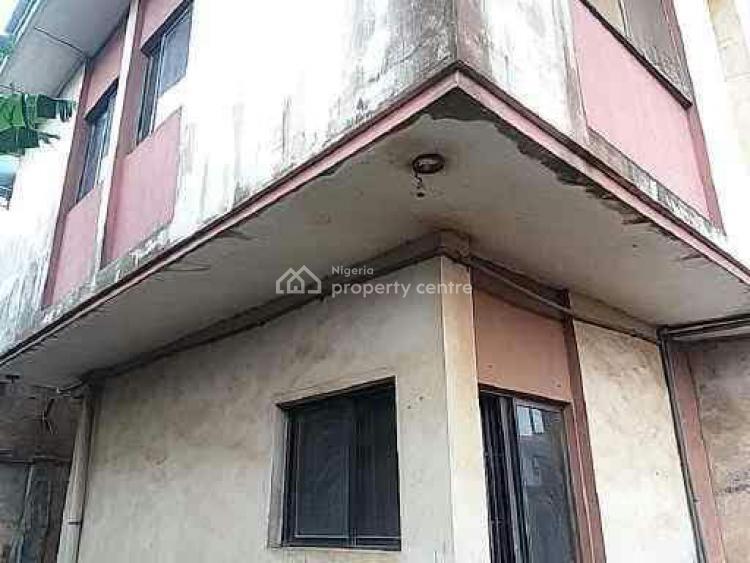 Four Bedroom Duplex with Two Bedroom Boys Quarter, Ejigbo, Lagos, Detached Duplex for Sale