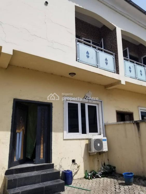Privately Gated 4 Bedroom Semi Detached Duplex with Bq, Ikota Villa Estate, Lekki Phase 2, Lekki, Lagos, Semi-detached Duplex for Sale