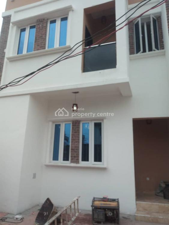 Brand New 4 Bedroom Duplex, Extension, Omole Phase 2, Ikeja, Lagos, Detached Duplex for Sale