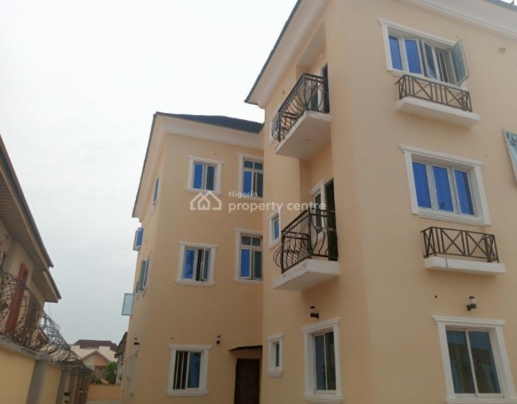 Luxurious 3 Bedroom Flat with B/q, Ikota Villa Estate, Ikota, Lekki, Lagos, Flat for Rent