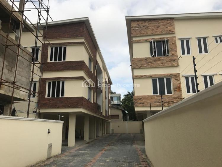 3 Bedroom Flat with Bq, Off Queens Drive, Old Ikoyi, Ikoyi, Lagos, Flat / Apartment for Sale