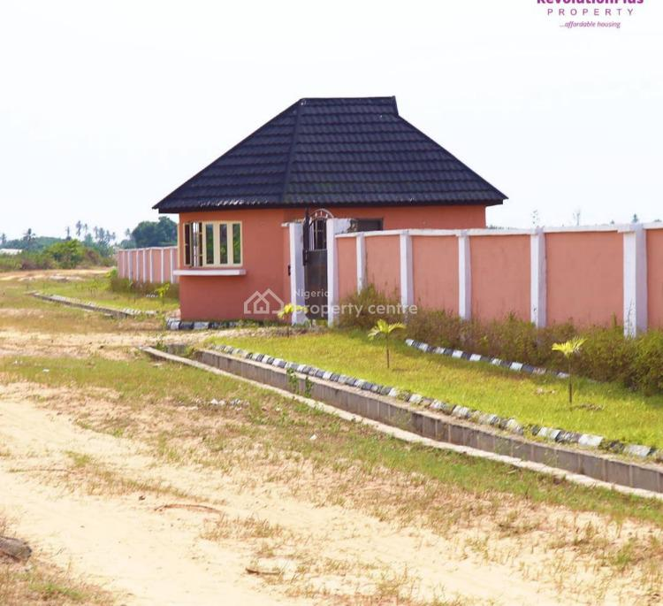 C of O Estate Land Close to The Expressway, a Walking Distance From The Lagos Free Zone After New Seaport, Lekki Free Trade Zone, Lekki, Lagos, Residential Land for Sale