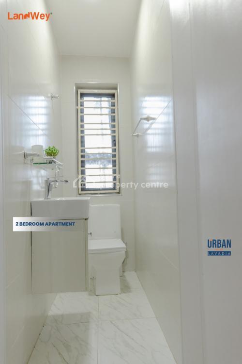 Urban Two Bedroom Apartment, Abraham Adesanya, Ogombo, Ajah, Lagos, Block of Flats for Sale