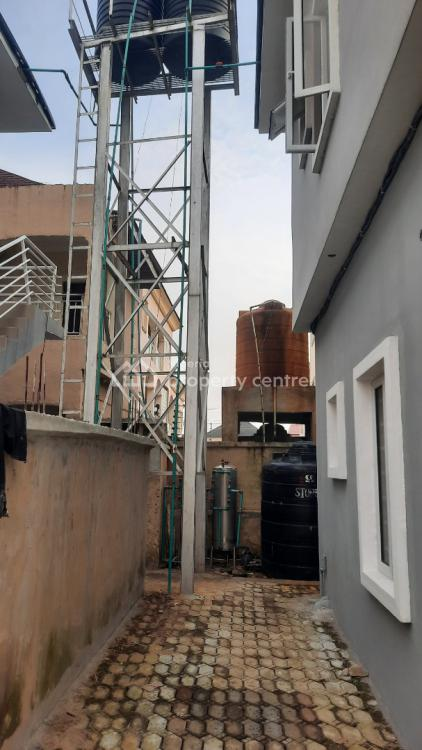 Brand New 2 Units of 2 Bedroom Flat with Setback, Lakeview Estate, Amuwo Odofin, Lagos, Block of Flats for Sale