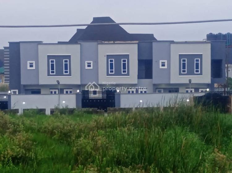 Brand New 4 Bedroom Fully Detached Duplex, Ori-oke, Ogudu, Lagos, Detached Duplex for Sale