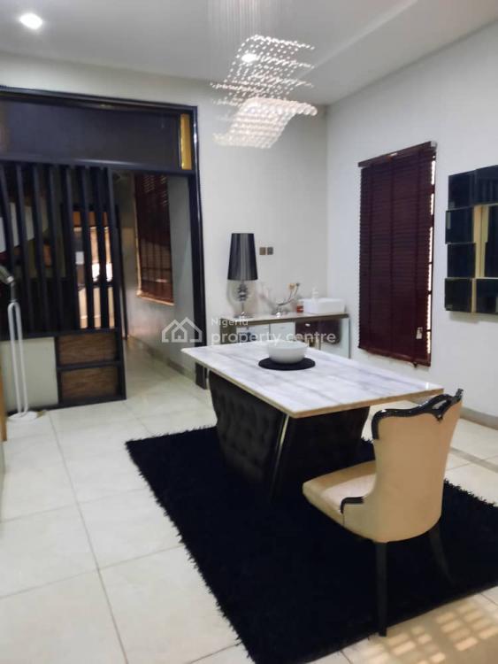 Superb Executive 5 Bedroom Suit Duplex Fully Furnished with 2 Bedroom Bq, Fidelity Estate Phase 2 Off Okpara/garden Avenue Gra, Enugu, Enugu, Detached Duplex for Sale