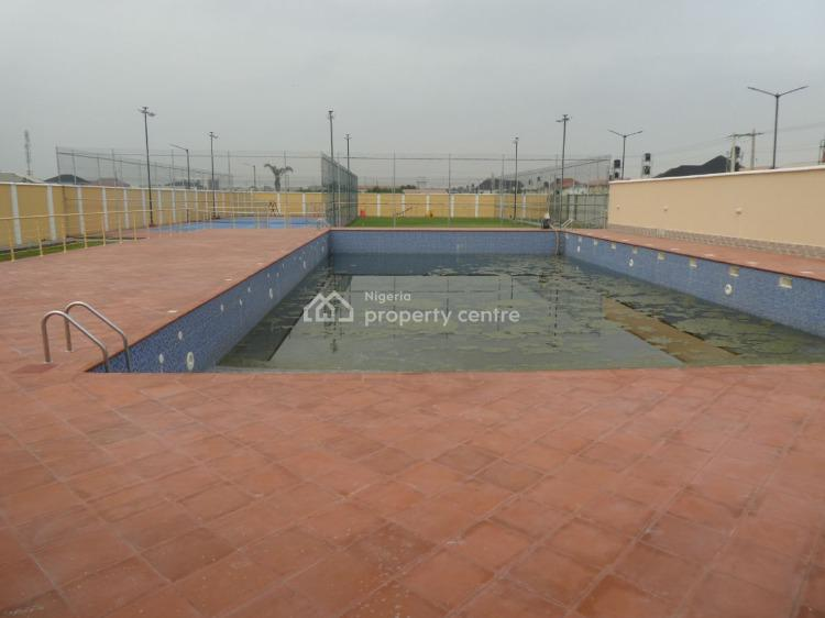 Serviced Plots in a High-end Recreation & Commercial Centre, Off Orchid Road, Chevron., Lekki Expressway, Lekki, Lagos, Residential Land for Sale