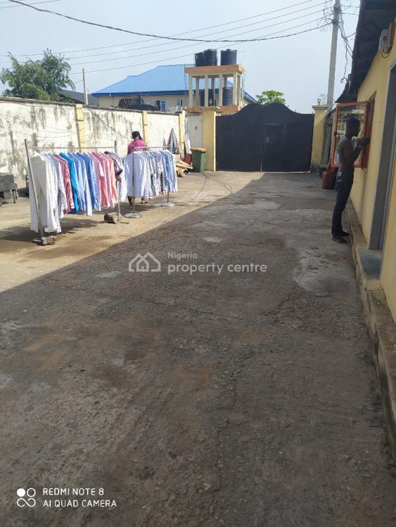 Very Beautiful Spacious and Decent Mini Flat Fenced Round with Gate, Oregun, Ikeja, Lagos, Mini Flat for Rent