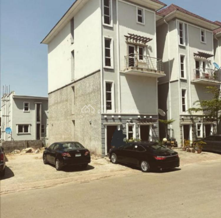 4 Bedroom Terrace Duplex, Galadimawa, Abuja, Terraced Duplex for Sale