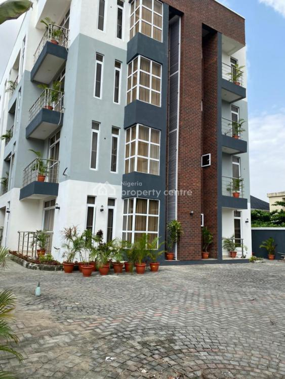 Deluxe, Spacious & Contemporary 2 Bedrooms Apartment, Chevron, Lekki, Lagos, Flat for Sale
