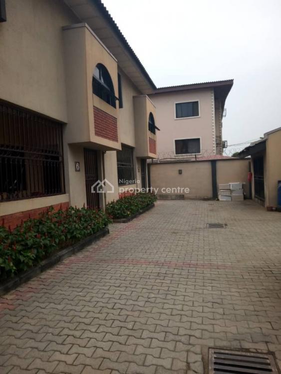 Luxury 4 Bedroom Terrace Duplex, Anthony, Maryland, Lagos, Terraced Duplex for Rent