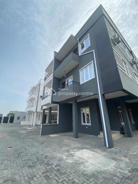 Newly Built 3 Bedroom Terrace Duplex  with B.q, Oniru, Victoria Island (vi), Lagos, Terraced Duplex for Rent