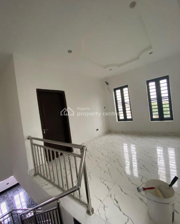 Newly Built 4 Bedroom Fully Detached House with a Bq;, Ikota, Lekki, Lagos, Detached Duplex for Sale