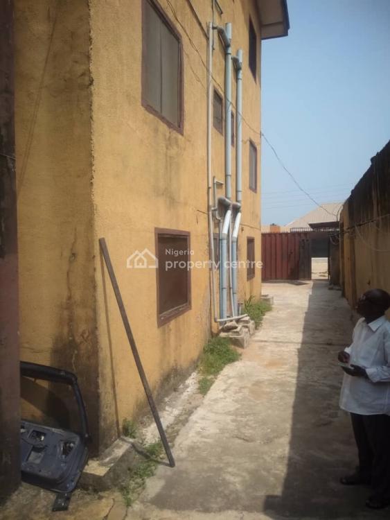 Block of 6 Flats of 3 Bedroom Each & 3 No of Mini Flats, Express Way , Ifako, Oworonshoki, Shomolu, Lagos, Block of Flats for Sale