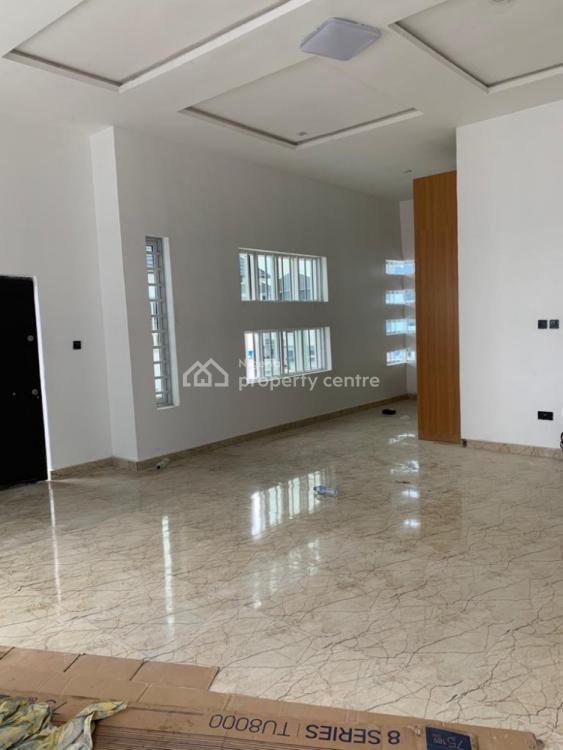 4 Bedroom Fully-detached Duplex, Chevron Alternative, Lekki, Lagos, Detached Duplex for Rent