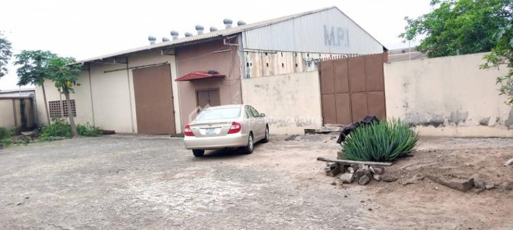 Warehouse on 8 Plots of Land, Lakowe Town, Ibeju Lekki, Lagos, Warehouse for Sale